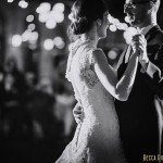 minneapolis nicollet island pavillion wedding first dance