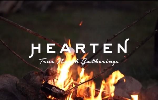 Hearten Magazine gatherings of new north kickstarter