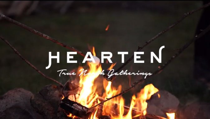 Hearten Magazine gatherings of new north kickstarter