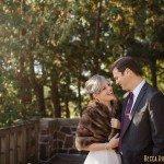 minneapolis fall wedding theadore wirth park chalet