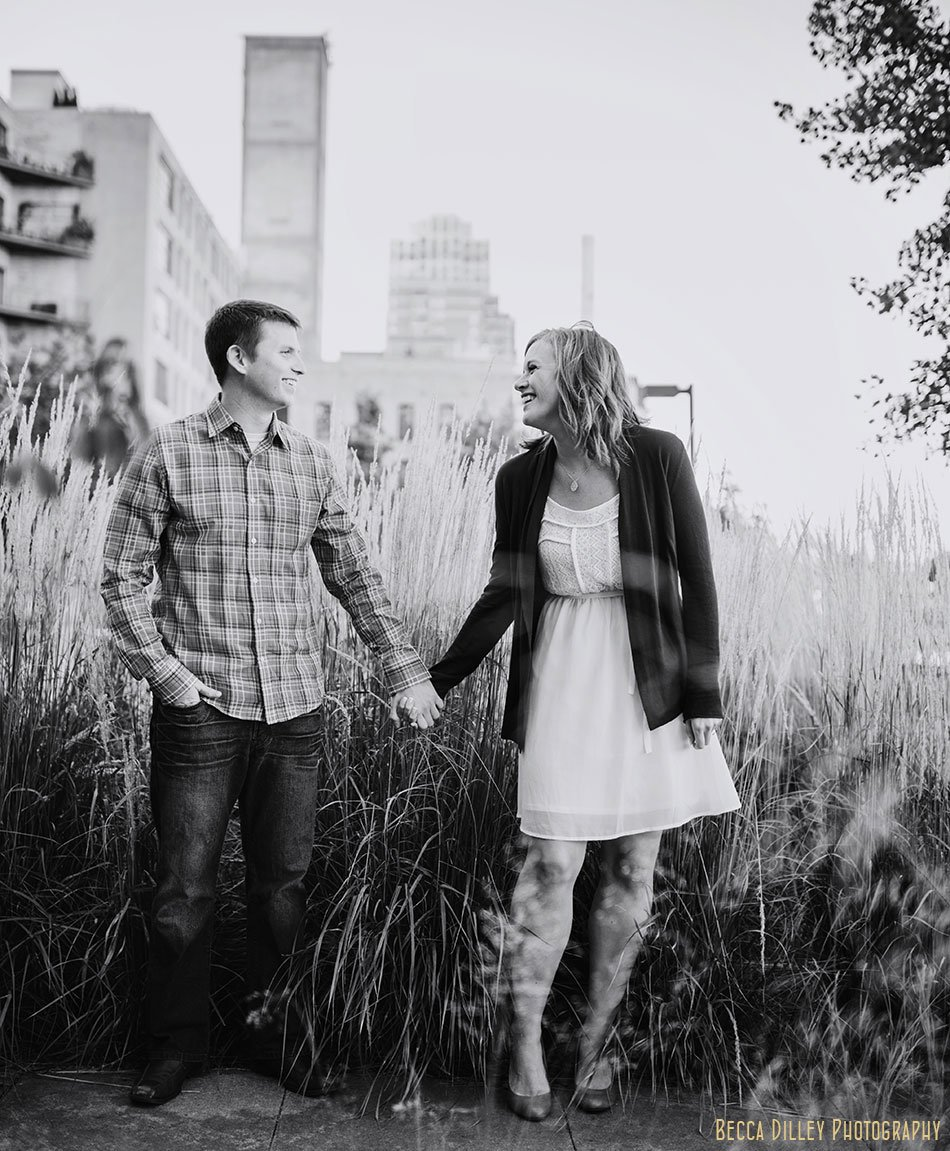 downtown minneapolis engagement photos mill city lifestyle