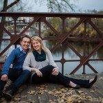 nicolett island bridge minneapolis engagement photos st anthony main mn
