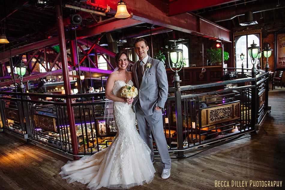 dramatic minneapolis wedding photographer varsity theater april mn
