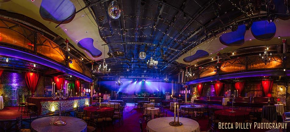 interior panorama minneapolis wedding photographer varsity theater april mn