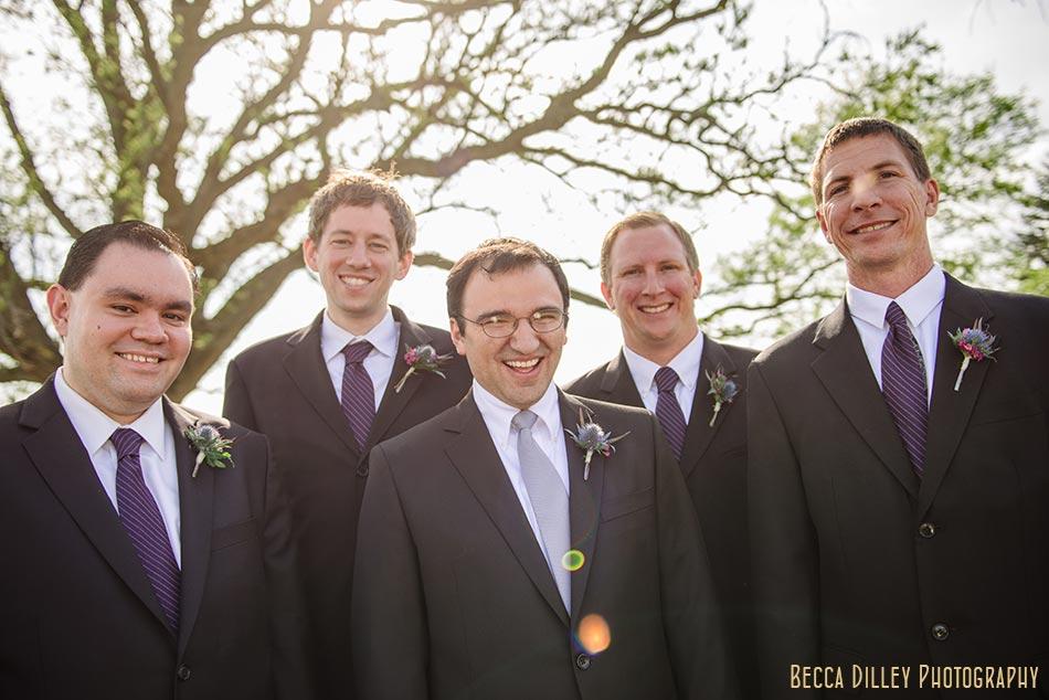 groomsmen prairie wedding madison wi