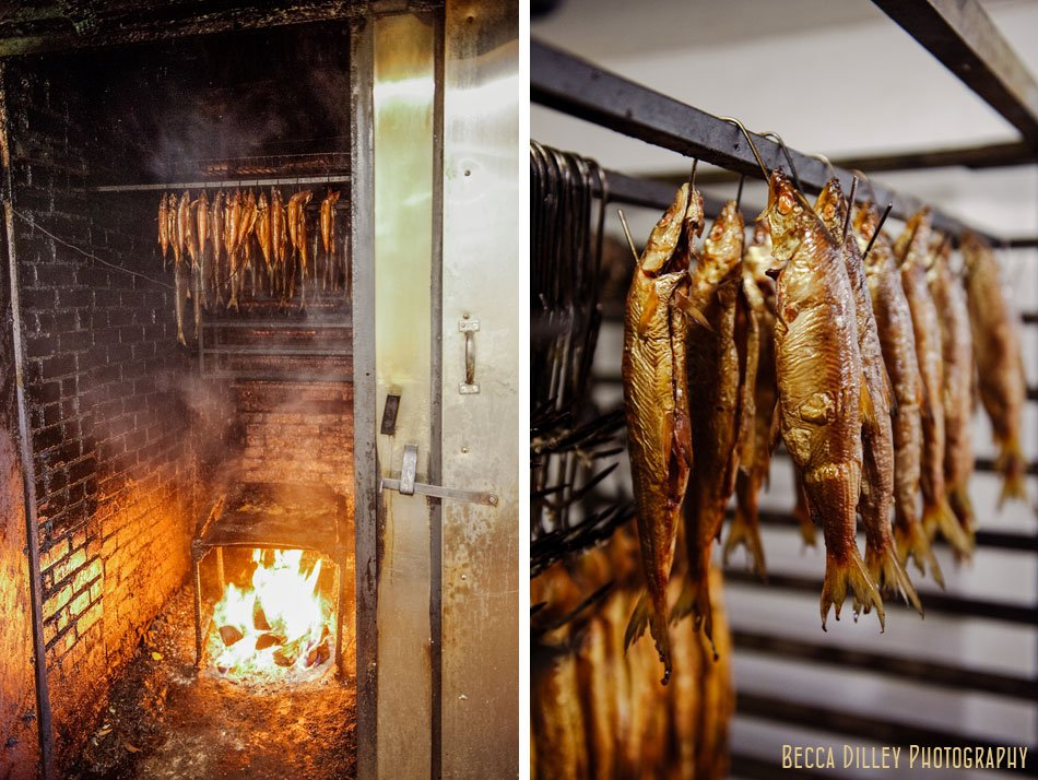 smoked fish minnesota editorial photographer book images lake superior flavors