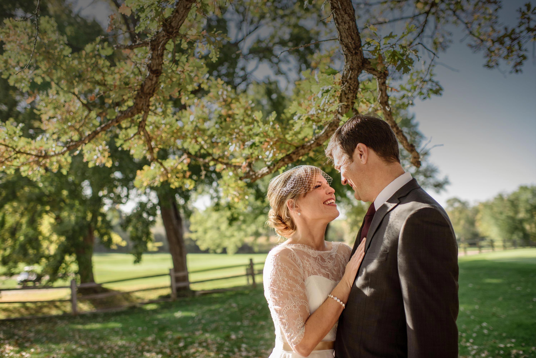Minneapolis wedding photographer theadore wirth park
