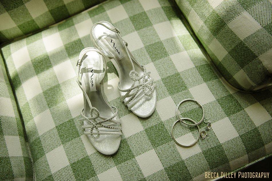 Minikahda Club wedding minneapolis green plaid