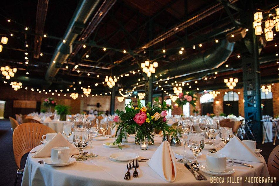 Nicollet Island Pavilion Wedding Minneapolis