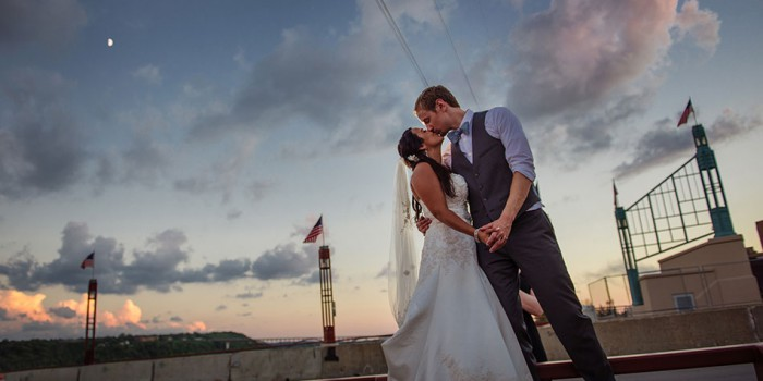 st paul mn downtown hotel wedding