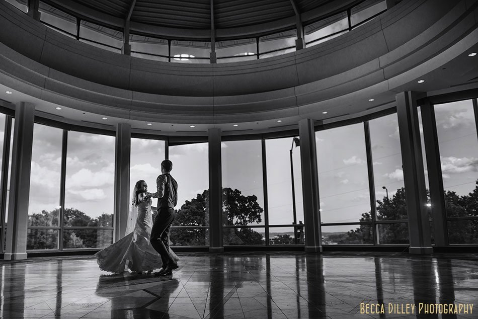 st paul intercontinental hotel wedding