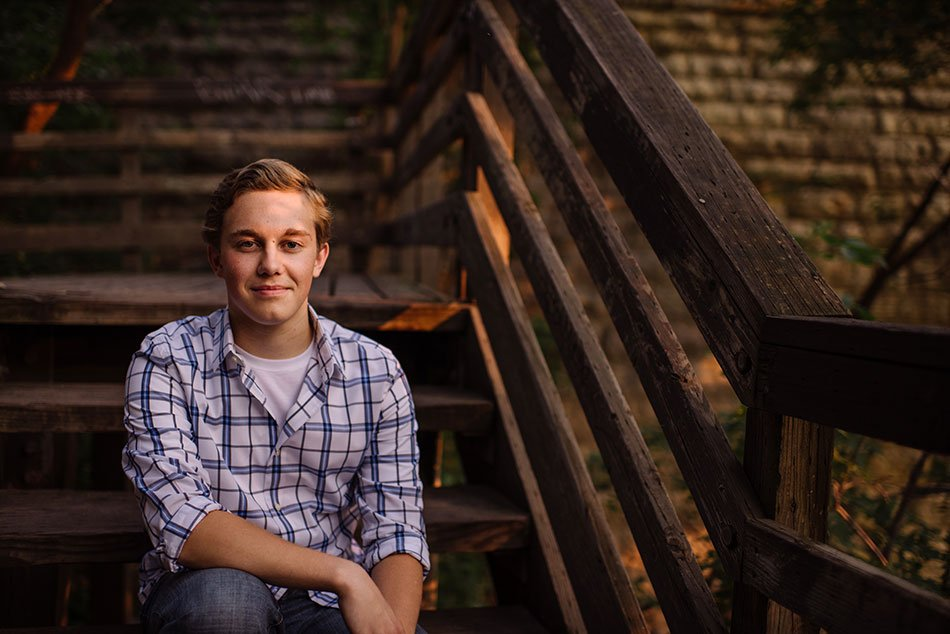 minneapolis urban high school senior photos