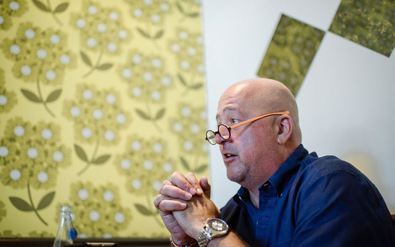 editorial portraits andrew zimmern