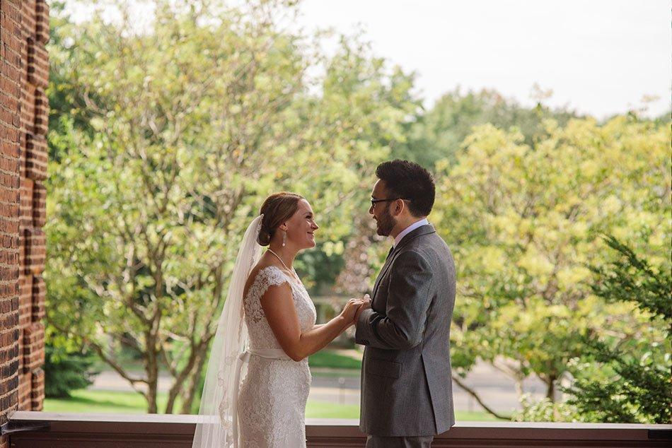 first look Stillwater Historic Courthouse Wedding mn