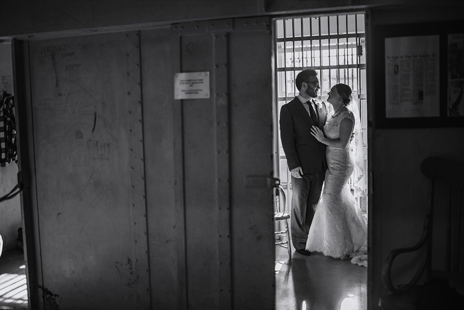 historic jail Stillwater Historic Courthouse Wedding mn