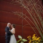 backyard prairie white bear Unitarian universalist church wedding mn