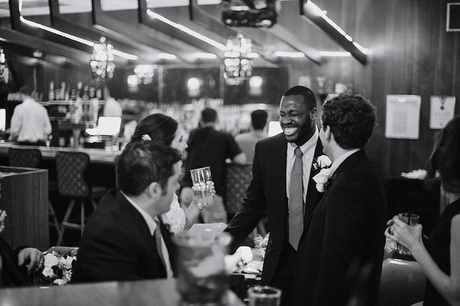 Nyes restaurant wedding photos minneapolis