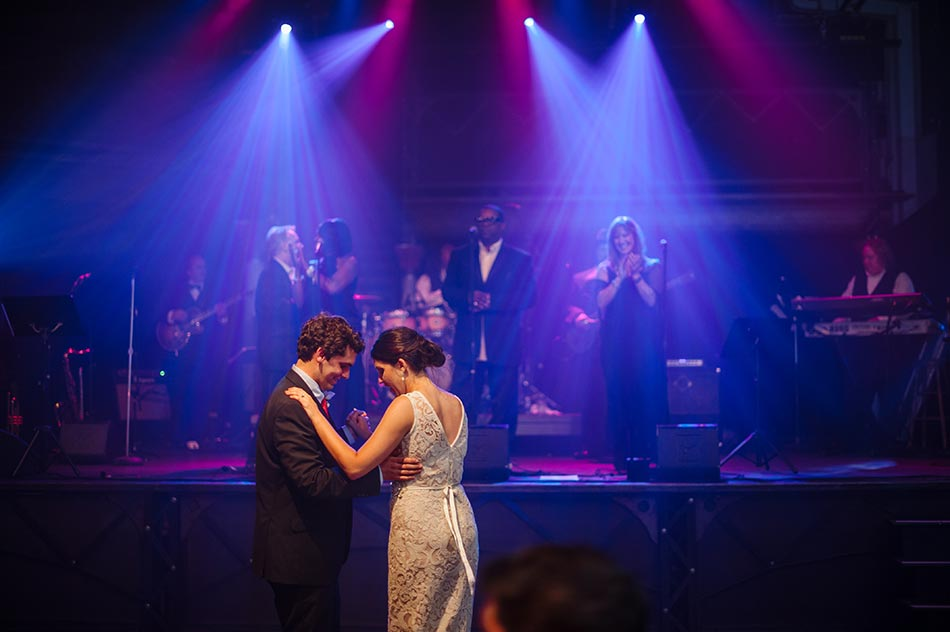 first dance Varsity Theater wedding reception Minneapolis mn photographer