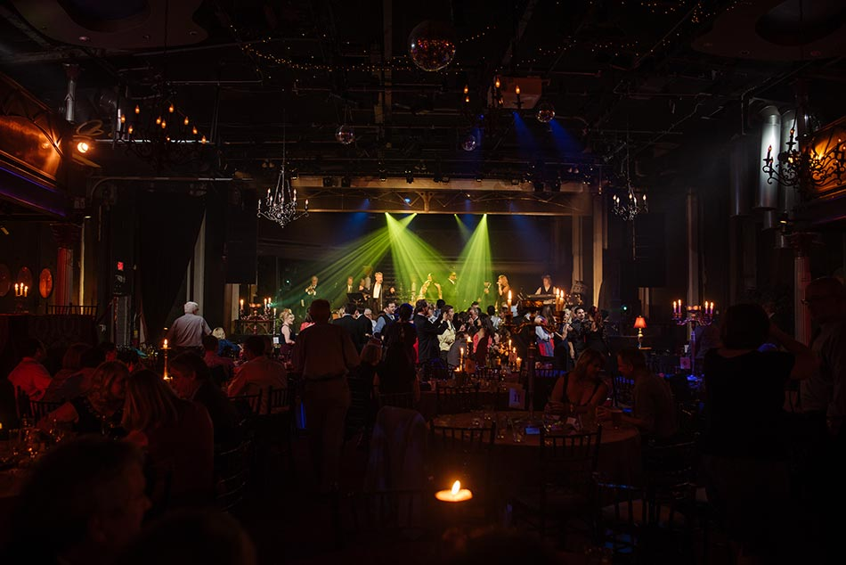 live band Varsity Theater wedding reception Minneapolis mn photographer