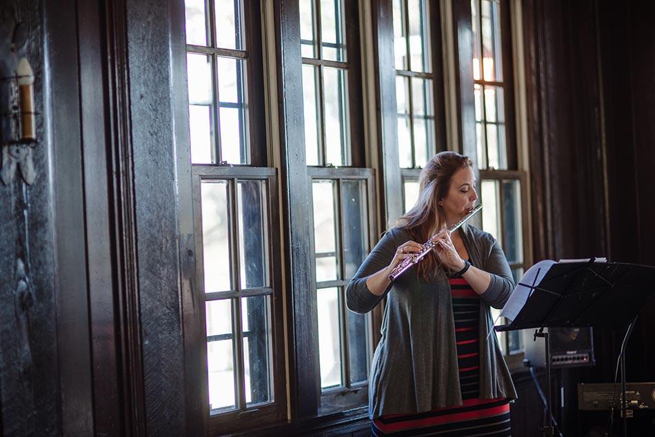flutistTheodore Wirth Wedding Minneapolis