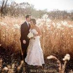 minneapolis wedding photographer, Lake Minnetonka wedding mn with prairie grass