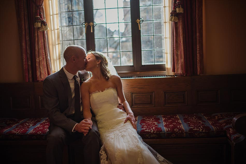 romantic Wedding at Minneapolis Club