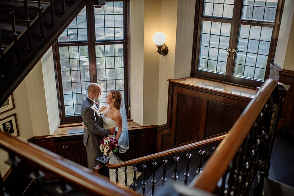 Wedding at the Minneapolis Club