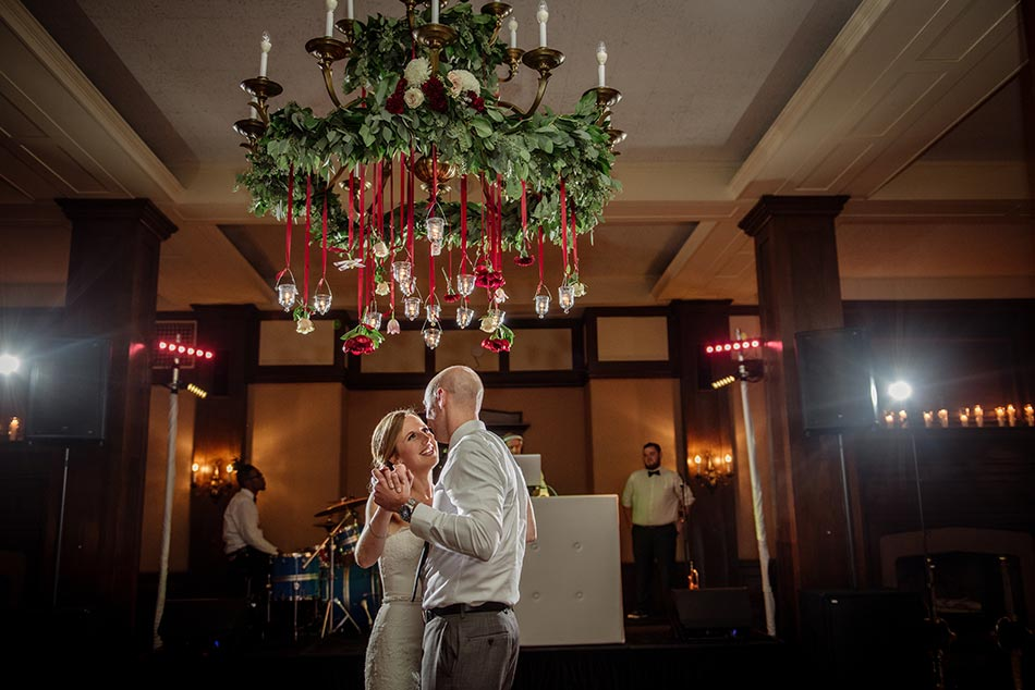 dancing Wedding at Minneapolis Club