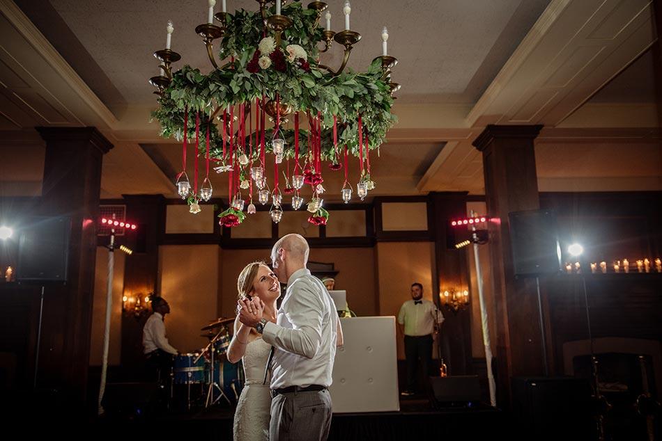 dancing Wedding at Minneapolis Club