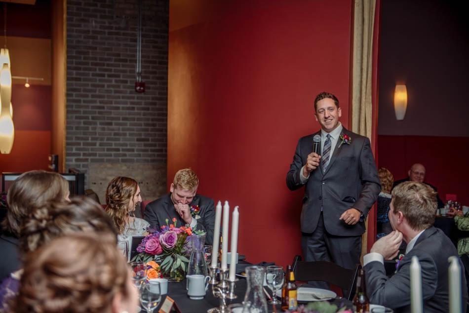 minneapolis wedding photographer five event center toasts