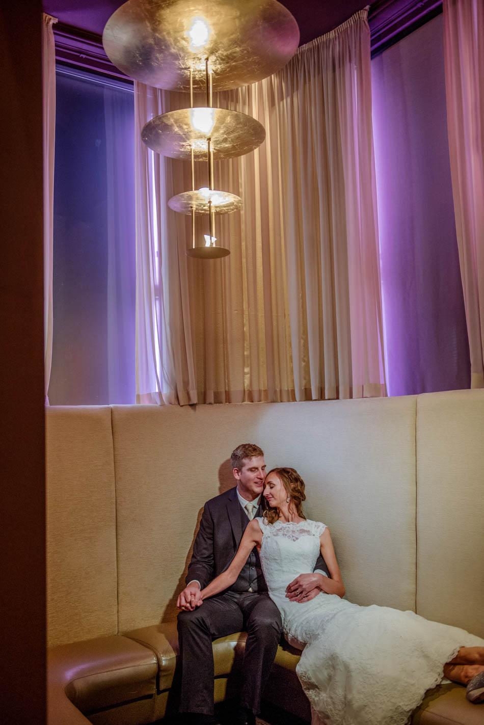 dramatic minneapolis wedding photographer five event center