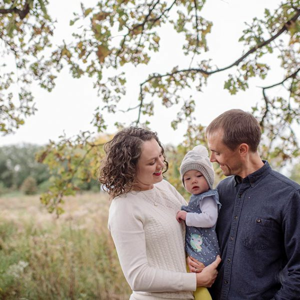 minneapolis short portrait sessions family photos