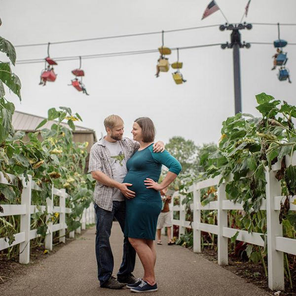 Minnesota state fair maternity photos
