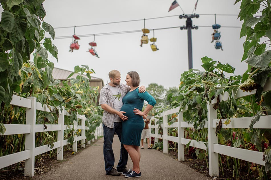 Minnesota state fair maternity photos