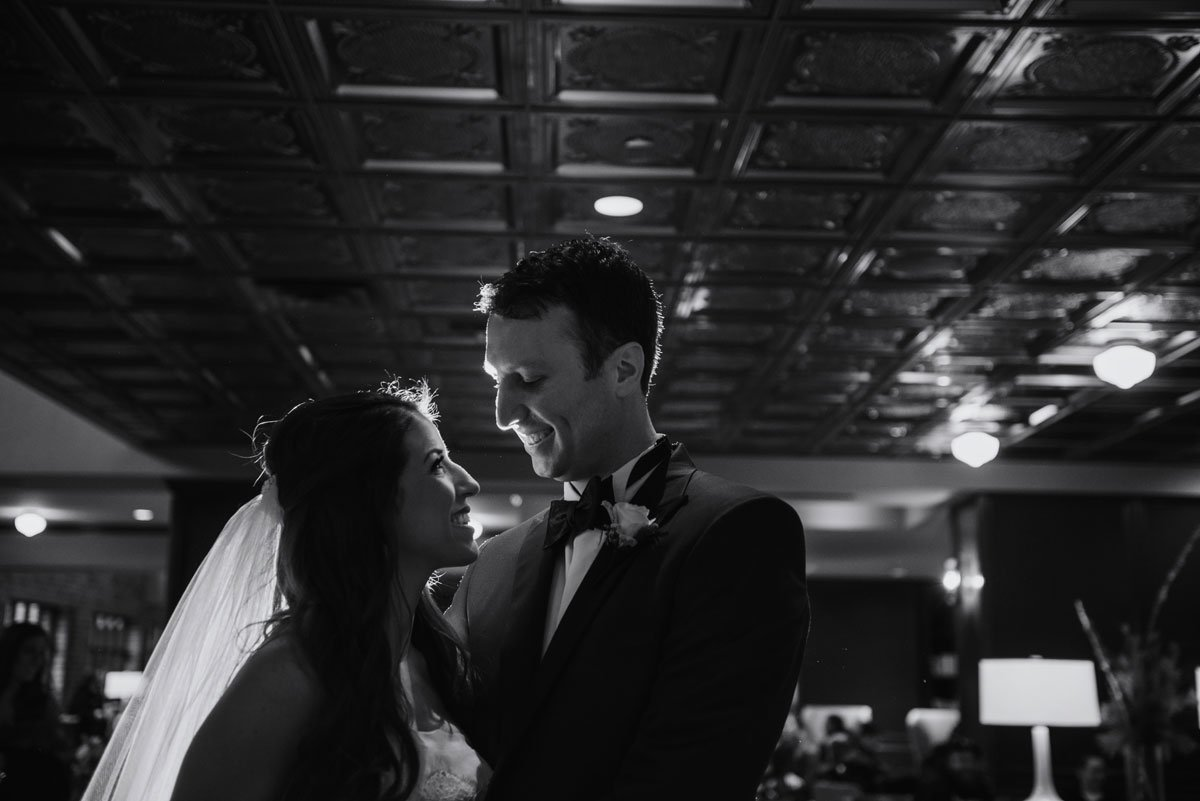 fun minneapolis wedding at greek orthodox church and varsity theater