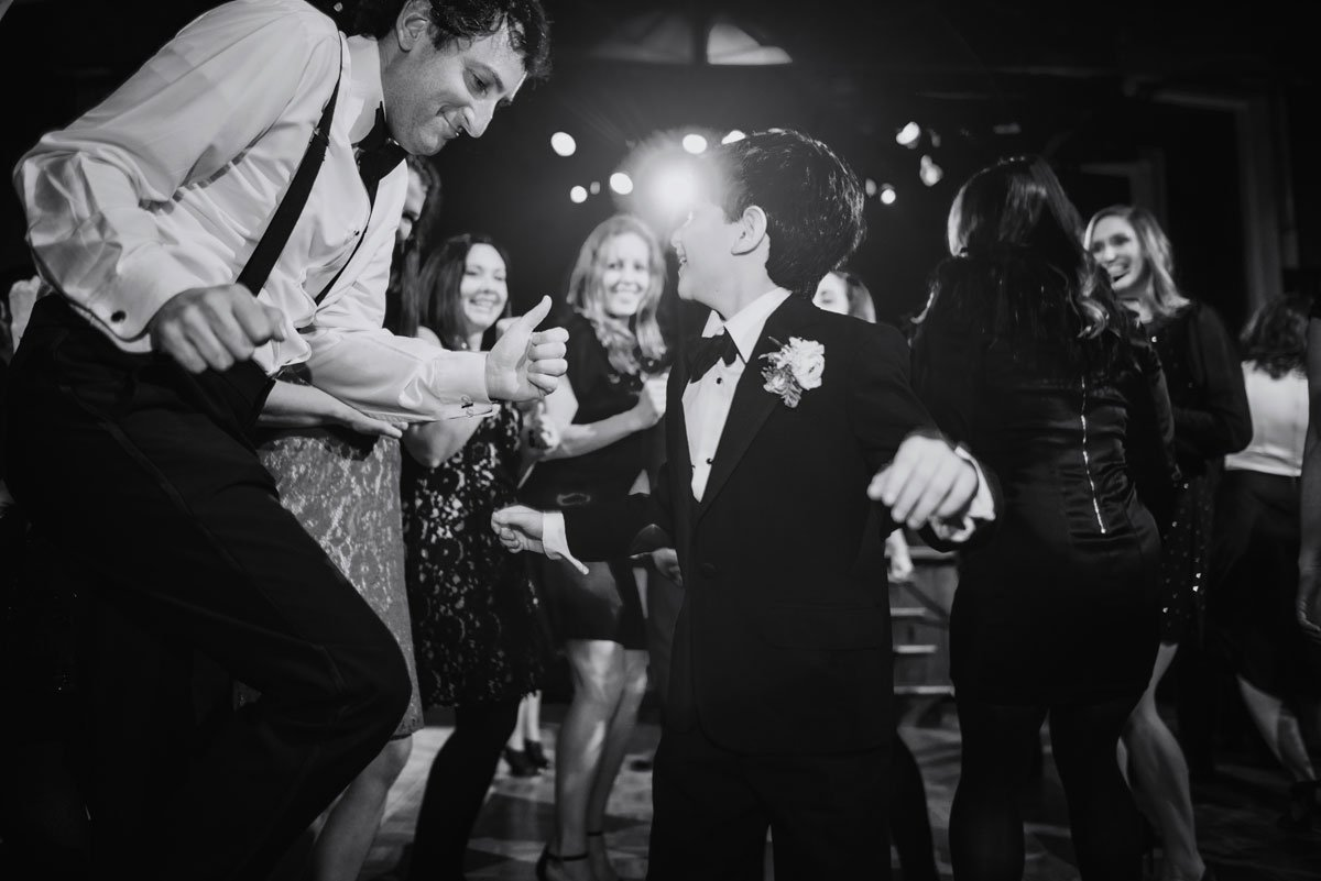 wild dancing fun minneapolis wedding at greek orthodox church and varsity theaterfun minneapolis wedding at varsity theater