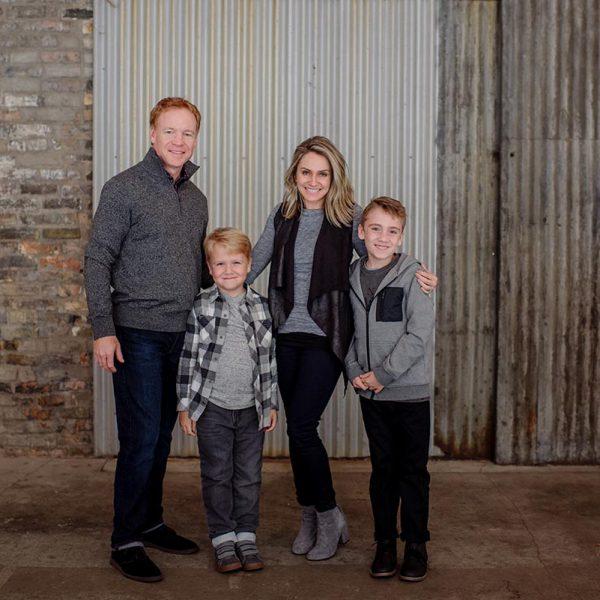 modern family portraits minneapolis