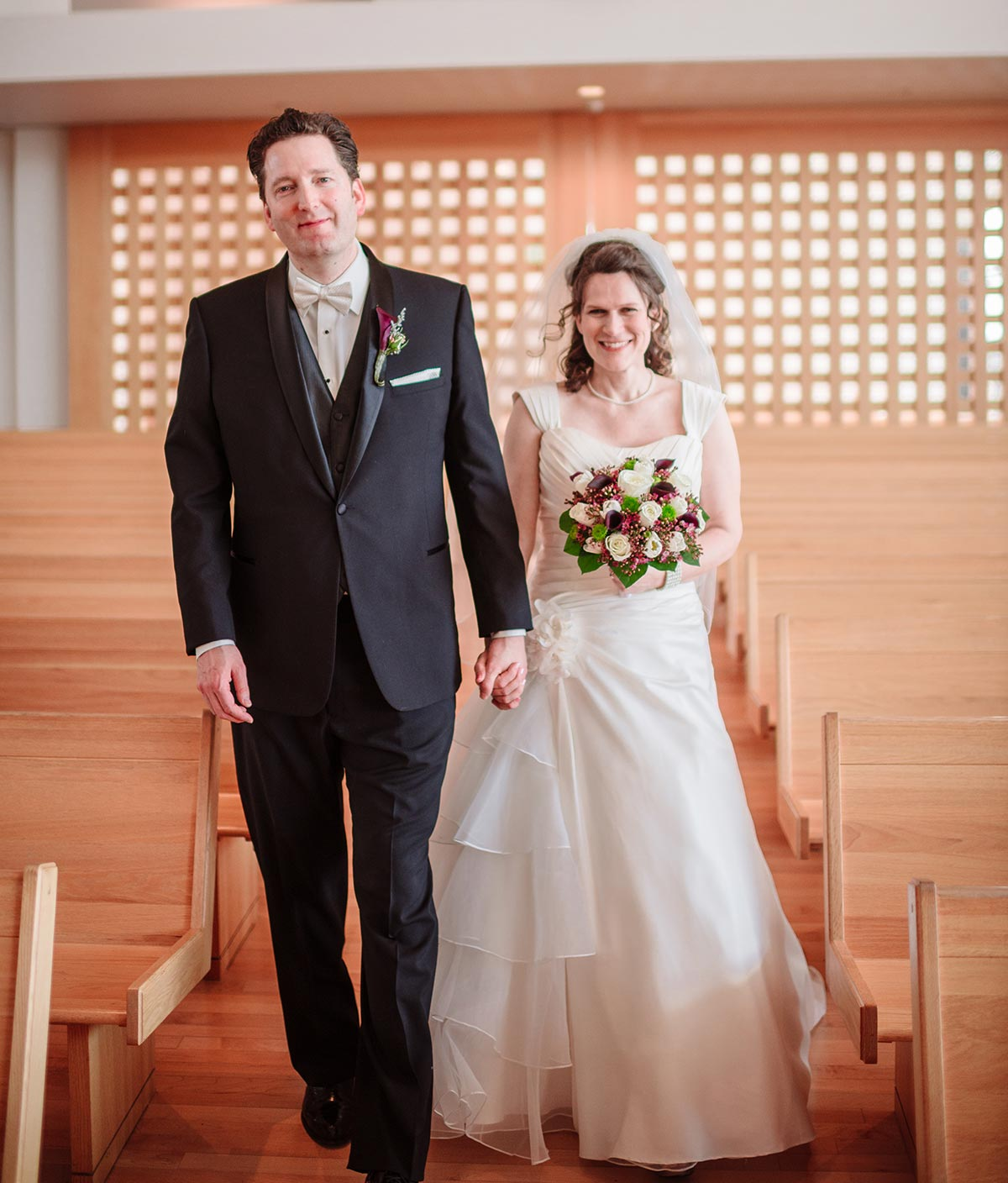 st joseph the worker maple grove minnesota winter wedding