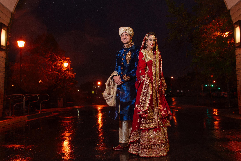 Minneapolis Wedding Photographer Indian afghan couple