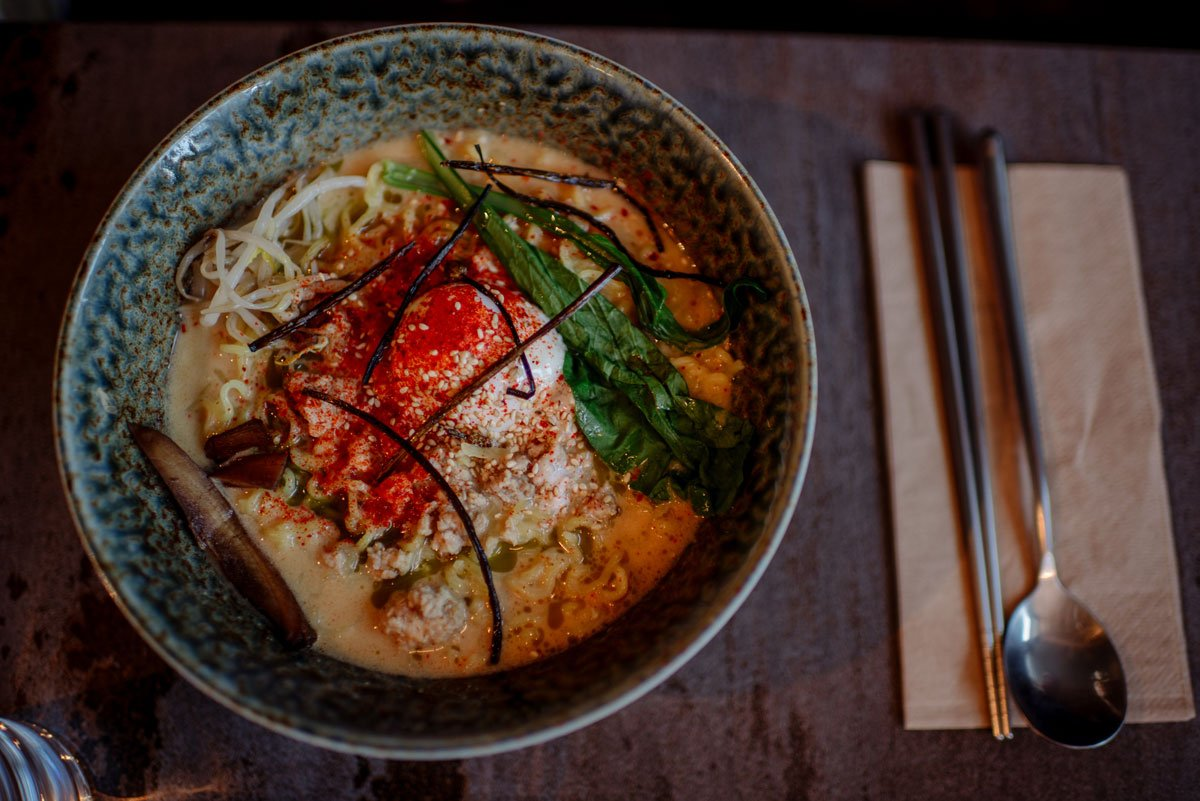 Tori Ramen Minneapolis food photographer