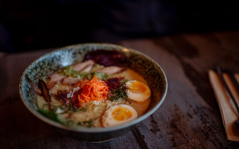 Tori Ramen Minneapolis food photographer