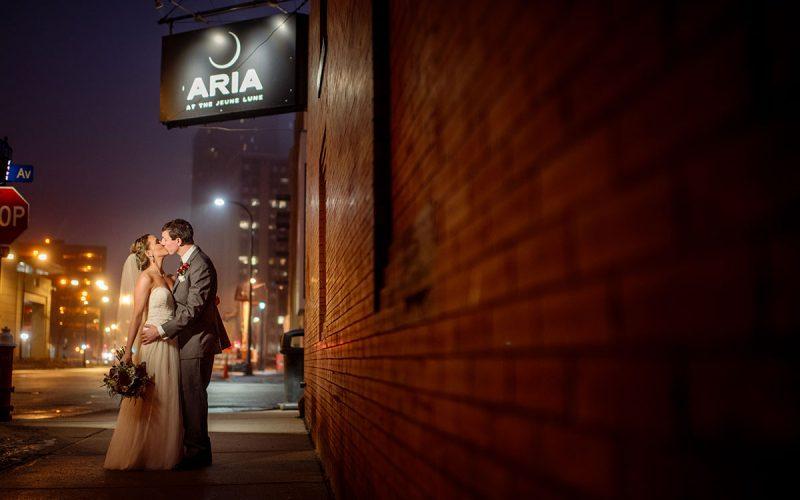 best Aria Winter Wedding Minneapolis