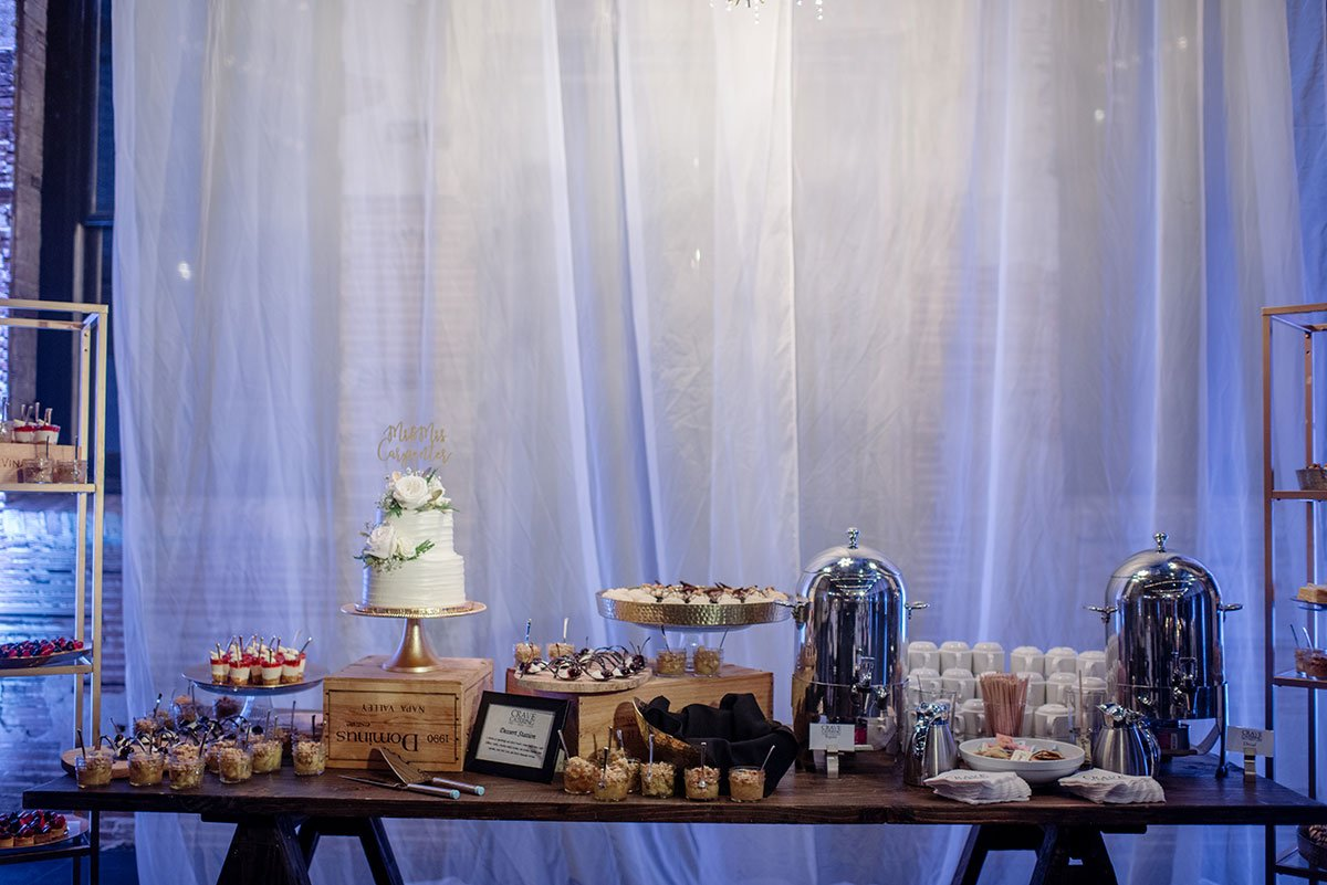 Aria Winter Wedding Minneapolis