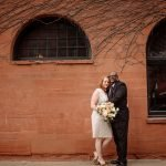 Intimate wa frost wedding st paul mn