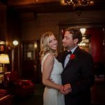 Minneapolis Club and Sanctuary Restaurant wedding