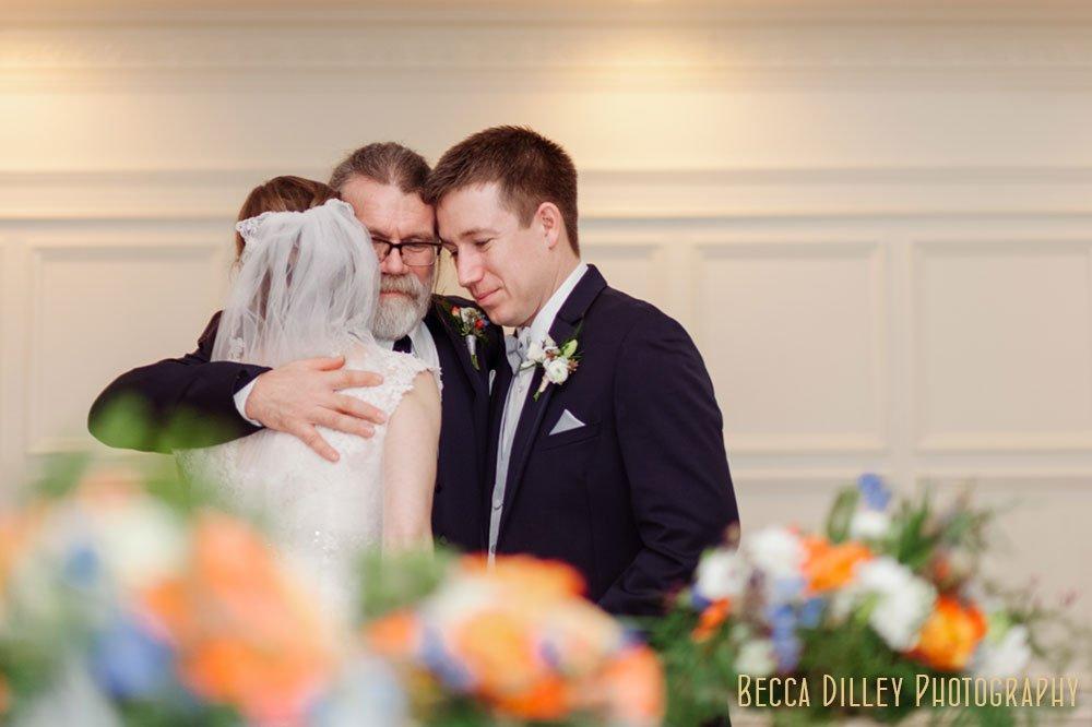 St Paul College Club Wedding MN