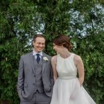Minneapolis Summer Golf Club Wedding