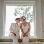 Minnesota Lake Wedding
