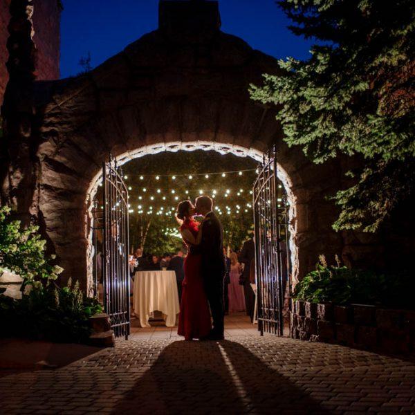 Van Duesen Mansion wedding minneapolis
