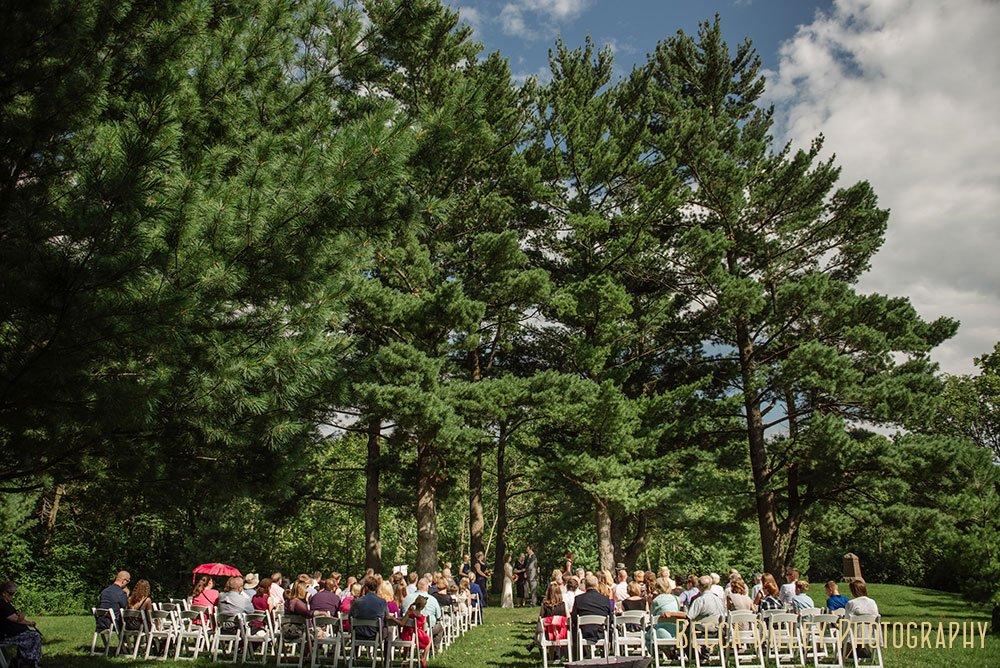 Carleton College Wedding